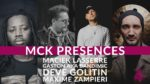 MCK Presences poster