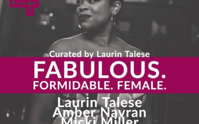 Fabulous. Formidable. Female.